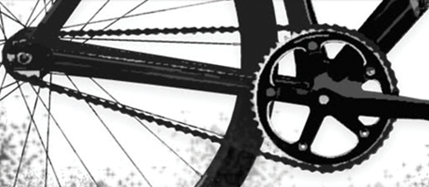 Fixed Gear & Singlespeed parts - cranks, chains, cogs