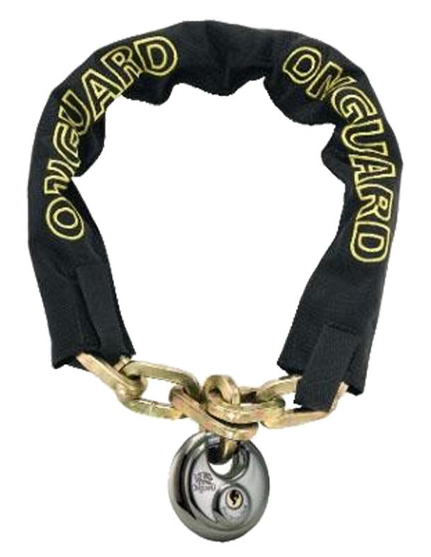 Onguard 8022d Mastiff Chain Key Lock 8mm X 2 6
